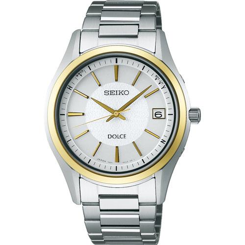 SEIKO セイコー腕時計 ソーラー電波時計 ドルチェSADZ188