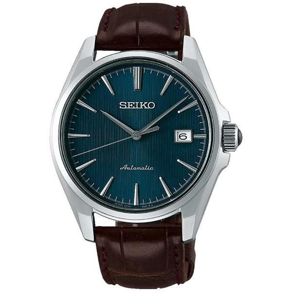 SEIKO セイコー機械式腕時計 メカニカル プレザージュ メンズSARX047