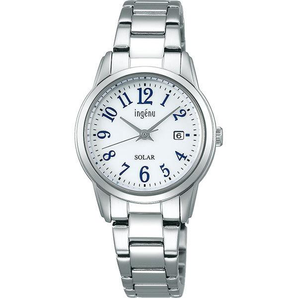 セイコー アルバ腕時計 アンジェーヌ ソーラー レディースAHJD419