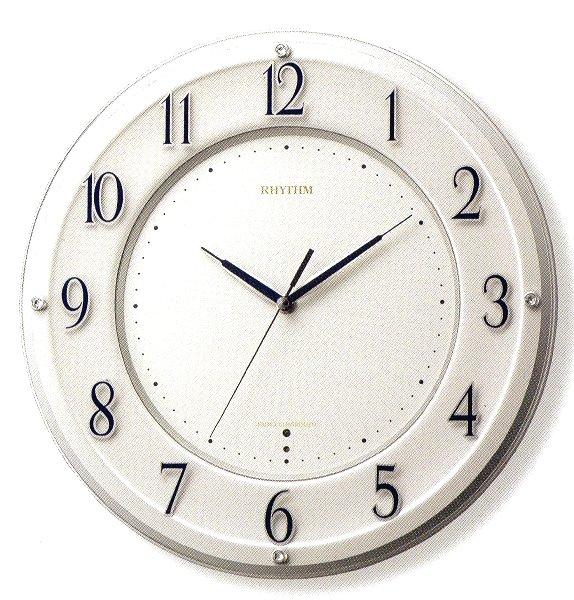 RHYTHMリズム時計高級掛時計電波時計RHG-T001 4MY832HG03