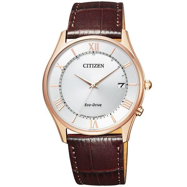 シチズン腕時計ソーラー電波時計 シチズンコレクションメンズAS1062-08A