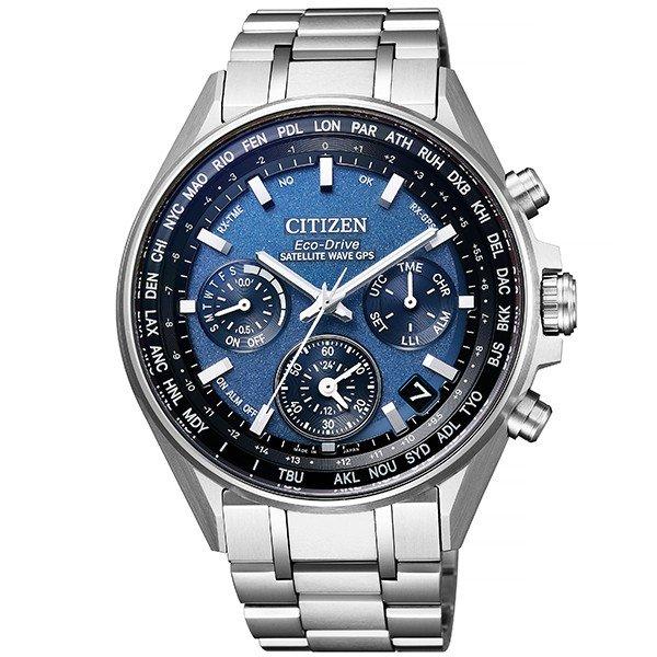 シチズン腕時計ATTESA エコ・ドライブGPS衛星電波時計F950 CC4000-59L