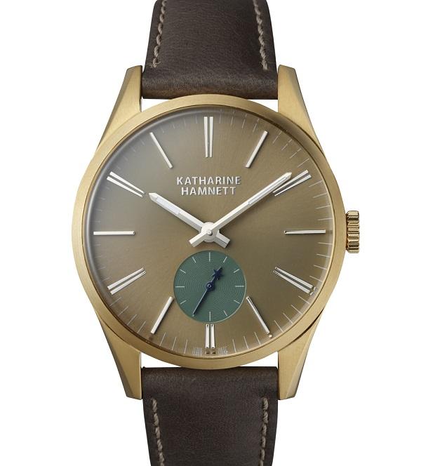 キャサリン ハムネット 腕時計 メンズKH28H6-94