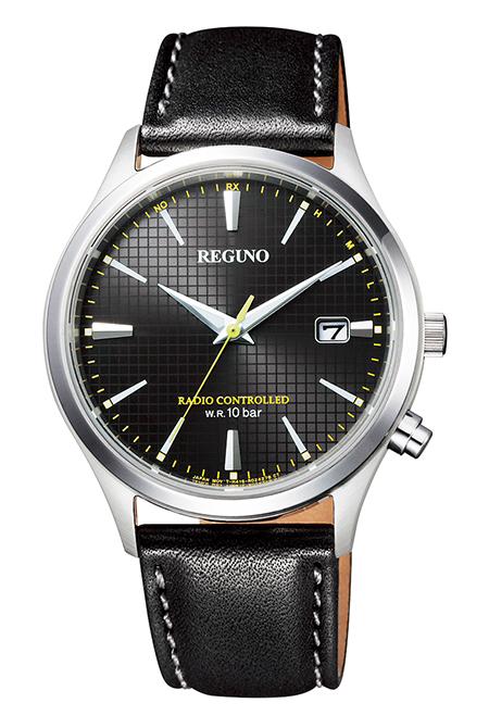シチズン電波ソーラー時計電波腕時計 レグノメンズ KL8-911-50