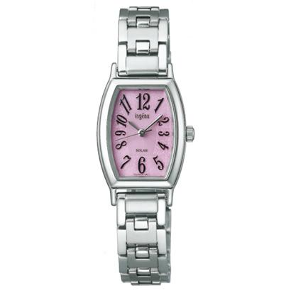 セイコー アルバ腕時計 アンジェーヌ ソーラー レディースAHJD053