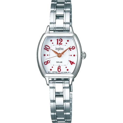 セイコー アルバ腕時計 アンジェーヌ ソーラー レディースAHJD106