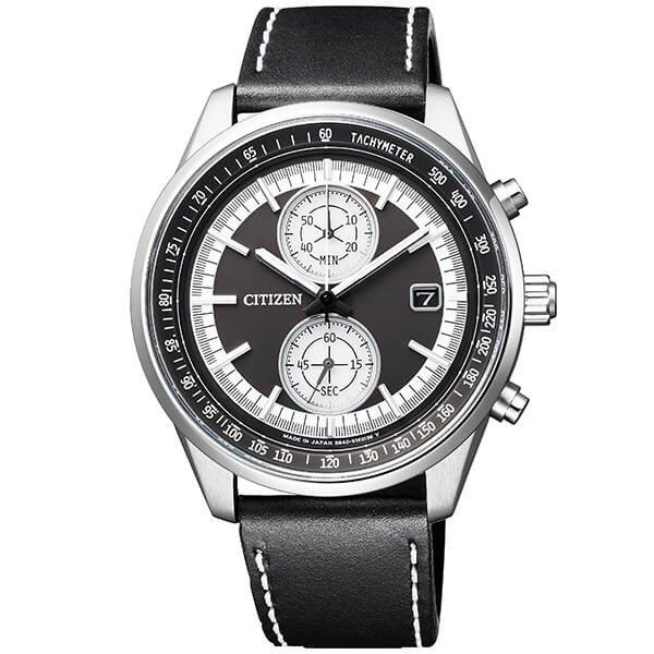 シチズン腕時計 シチズンコレクションエコ・ドライブスマートスポーツクロノグラフメンズCA7030-11E