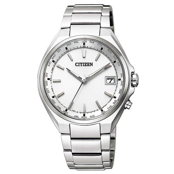 シチズン腕時計ソーラー電波時計アテッサダイレクトフライトCB1120-50A