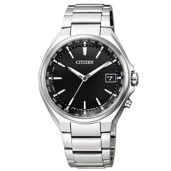 シチズン腕時計ソーラー電波時計アテッサダイレクトフライトCB1120-50E