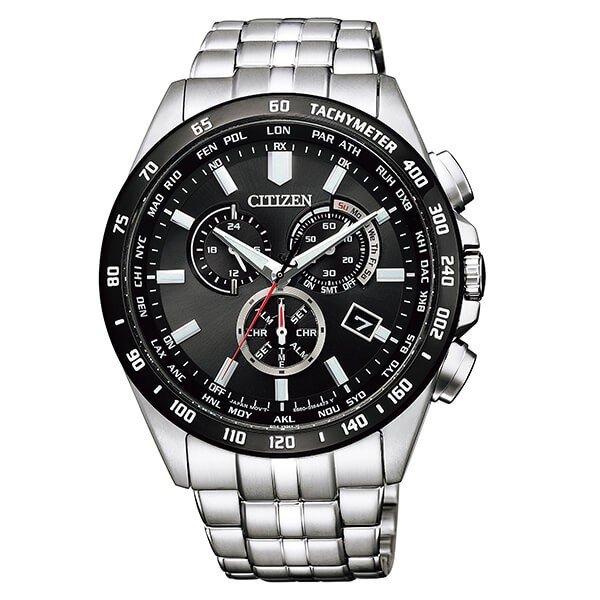 シチズン腕時計ソーラー電波時計シチズン コレクション メンズCB5874-90E
