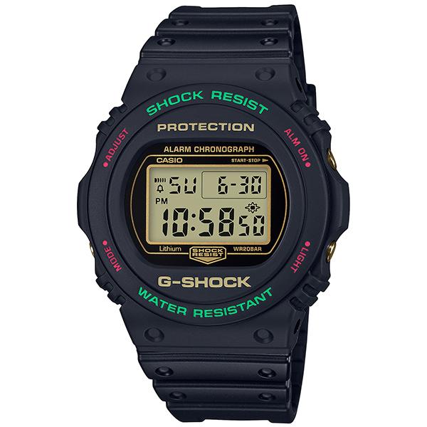 CASIO Gショック カシオ腕時計Throwback 1990sモデル計DW-5700TH-1JF