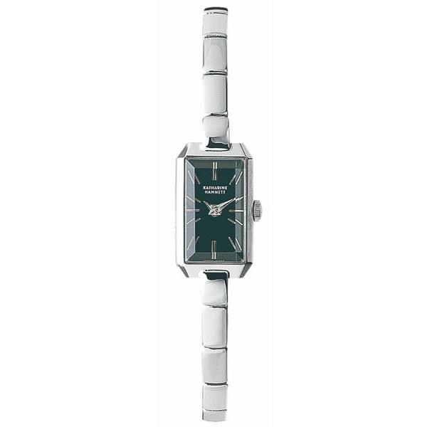 キャサリン・ハムネット腕時計 NEW RECTANGLE KH80H8B34