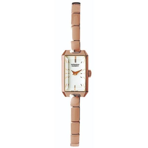 キャサリン・ハムネット腕時計 NEW RECTANGLE KH87H8B04