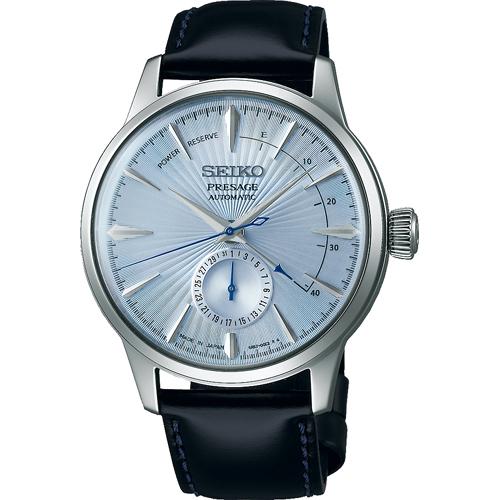SEIKO セイコー機械式腕時計 メカニカル プレザージュ メンズベーシックラインSARY131