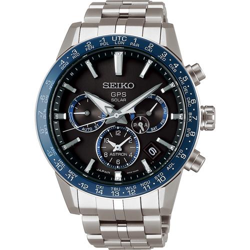 SEIKO ASTRONセイコー腕時計 アストロン5Xシリーズ デュアルタイム GPS衛星電波時計SBXC001