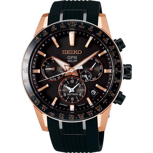 SEIKO ASTRONセイコー腕時計 アストロン5Xシリーズ デュアルタイム GPS衛星電波時計SBXC006