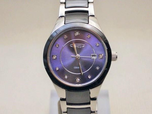 メーカー:AUREOLE 全国一律送料無料 買物 オレオール腕時計レディス クオーツSW-611L-04