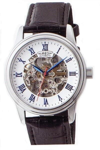オレオール AUREOLE 腕時計メンズ自動巻 SW-614M-06