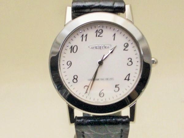オレオール腕時計メンズ クオーツSW-436M-5
