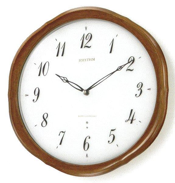 RHYTHMリズム時計高級掛時計電波時計RHG-M108 8MY473HG06