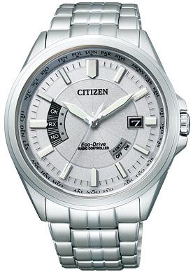 シチズン腕時計ソーラー電波時計CB0011-69A