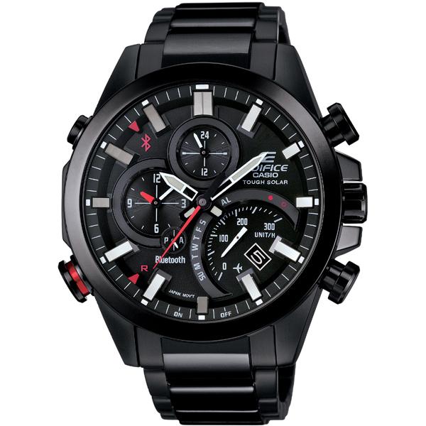 CASIOカシオ腕時計 エディフィス ソーラー時計EQB-500DC-1AJF