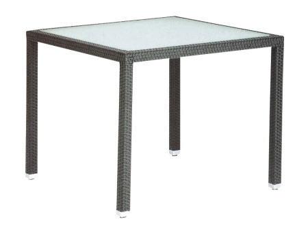 【ガーデンテーブル】MAテーブル 900×900◆送料・代引き手数料無料