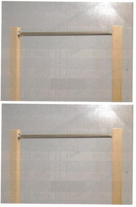 【物干し】E カッコイイ物干し 両側支持SUSパイプ 2セット H1700セット内容:柱4本+パイプ2本おしゃれな竿掛け◆送料・代引き手数料無料の格安エクシス