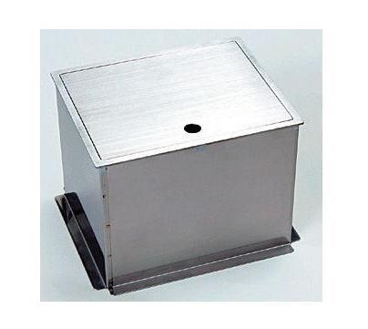 【立水栓用ユニット】ニッコー給水栓ボックス(蓋収納タイプ)◆送料・代引き手数料無料