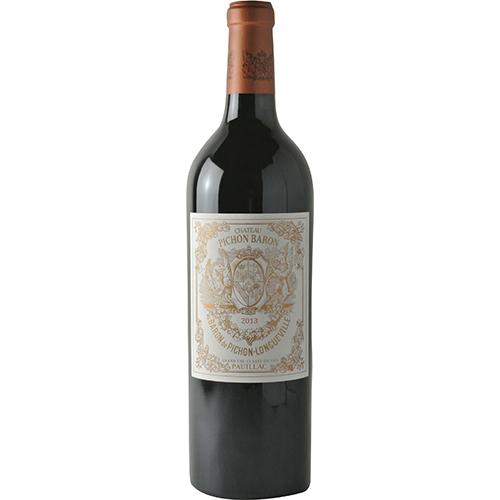 【セール価格】シャトーピション ロングヴィル バロン [2013] 750ml※お届けするワインのヴィンテージが画像と異なる場合がございます。※ヴィンテージについては、ご注文前にお問い合わせ下さい。