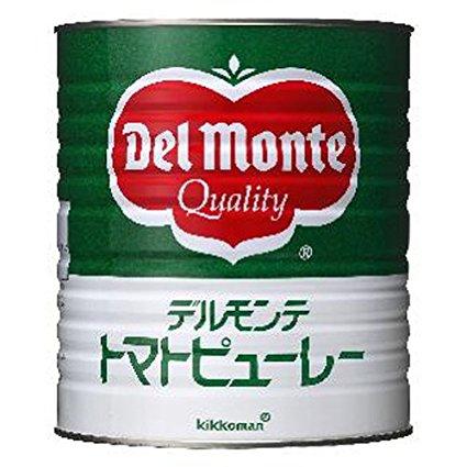 完熟トマトをつぶして裏ごしし 濃縮したものです うすい塩味がついているだけなので 好みの香りと味がつけられます デルモンテ 1号缶 ギフト 新作販売 送料無料新品 トマトピュ-レ お歳暮 御歳暮