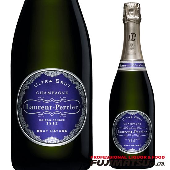 ローラン・ペリエ ウルトラ・ブリュット 750ml※12本まで1個口で発送可能※お届けするワインのヴィンテージが画像と異なる場合がございます。※ヴィンテージについては、ご注文前にお問い合わせ下さい。