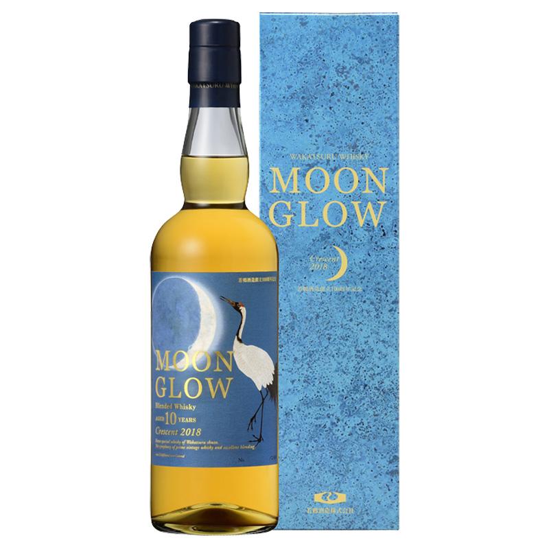 若鶴酒造 ムーングロウ Crescent 2018 700ml※6本まで1個口で発送可能