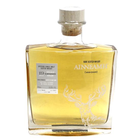 アニョフ(90年代シングルカスク) グレントファース 1996 19年 50.8° 700ml