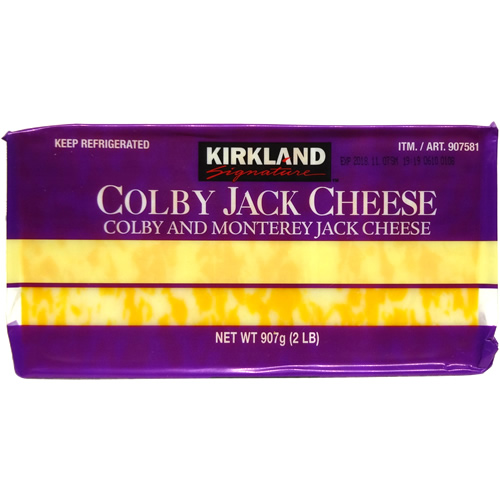 (cool delivery service) Kirkland signature Colby Jack cheese 907 g one  1,161 yen