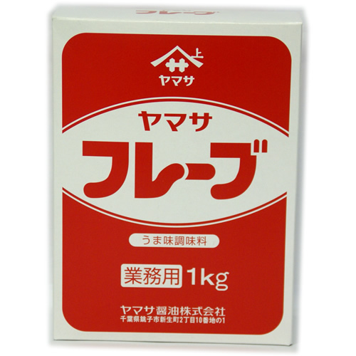 Yamasa flew umami seasoning 1 kg for 2,100 yen