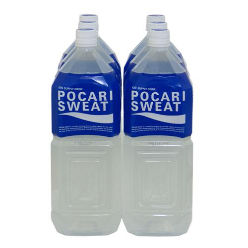発汗により失われた水分 イオンをスムーズに補給する健康飲料 《週末限定タイムセール》 配送員設置送料無料 大塚製薬 ポカリスエット 2L ペットボトル 6本セット