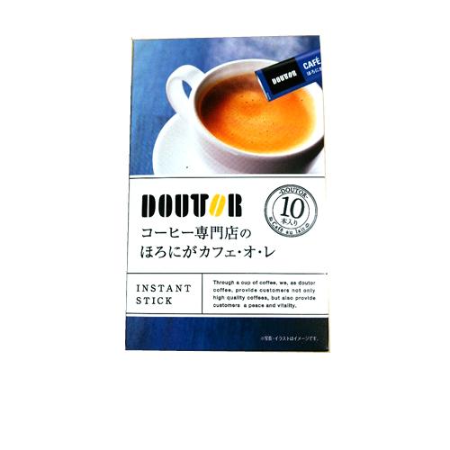ドトールコーヒースティックほろにがカフェ・オ・レ 7g×10P 36個 6948円