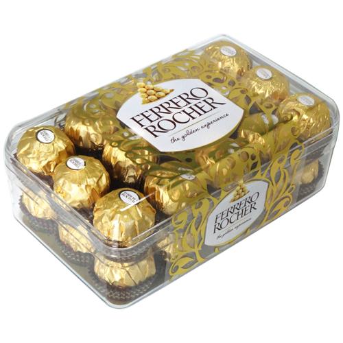 ヨーロッパ最大級の菓子メーカー イタリア フェレロ社 のチョコレートお菓子 スーパーセール特売 クール便 全店販売中 フェレロ costco 30粒入り 無料サンプルOK チョコ ロシェ コストコ FERRERO ROCHER