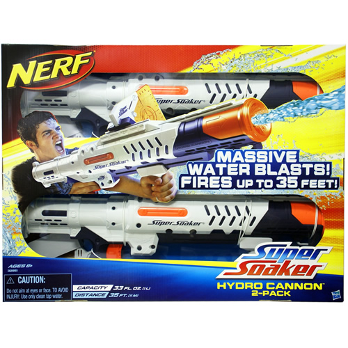 Nerf squirt gun