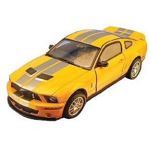 2007 Shelby GT500 40th anniversary OR 1/18 Shelby Collectibles 12963円【シェルビー mustang 40周年記念モデル アメ車 シェルビーコレクティブルズ マスタング フォード マッスルカー】【コンビニ受取対応商品】