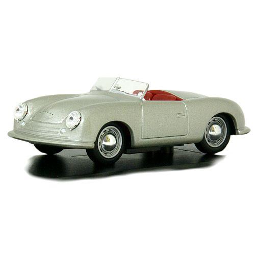 1948 Porsche 356 No1 Roadster PORSCHE MUSEUM 1/43 silver 12000円【ポルシェ ロードスター ポルシェ ミュージアム ミニカー ダイキャストカー】【コンビニ受取対応商品】