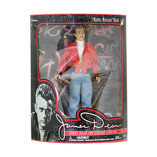 Barbie The Legend Lives On Series James Dean Rebel Rouser 14000円【バービー ジェームス・ディーン 名俳優】【コンビニ受取対応商品】