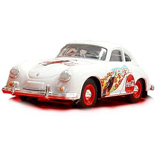 Porsche 356 Matchbox COCA COLA 1/43 19000円【コカコーラ,ミニカー】【コンビニ受取対応商品】