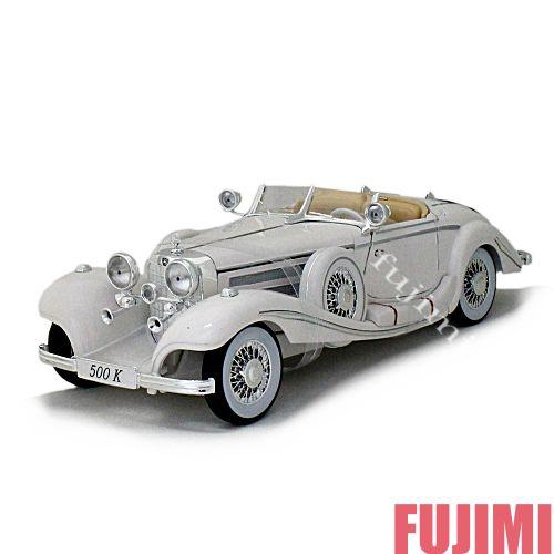 1936 Mercedes-Benz 500 K Typ Special roadster wht 1/18 Maisto 9167円【 メルセデス ベンツ 500 K TYP ミニカー ダイキャストカー 白 】【コンビニ受取対応商品】