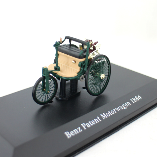 Benz Patent Motorwagen 1886 grn Classic Sellection 1/43 11112円【 メルセデス ベンツ 博物館 限定 ミニカー 緑 】【コンビニ受取対応商品】