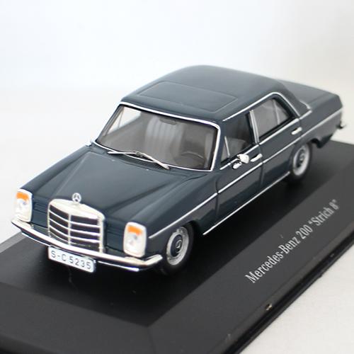 Mercedes-Benz 200 Strich8 nb Classic Sellection 1/43 11112円【メルセデス ベンツ 博物館 限定 ミニカー 縦目 ダイキャストカー 】【コンビニ受取対応商品】
