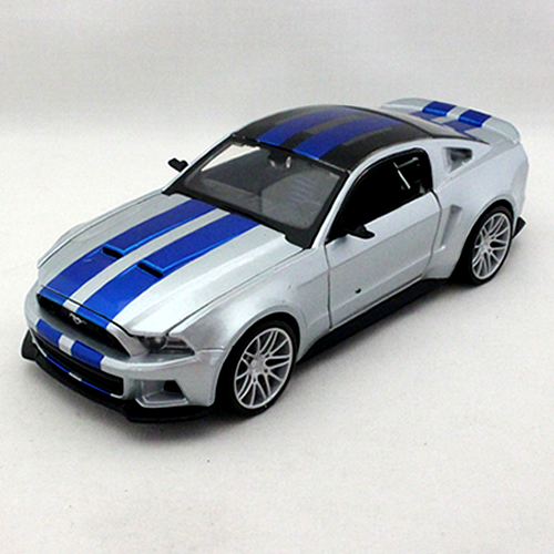NEED FOR SPEED 2014 FORD MUSTANG slv 1 / 24 Maisto 2871 Yen