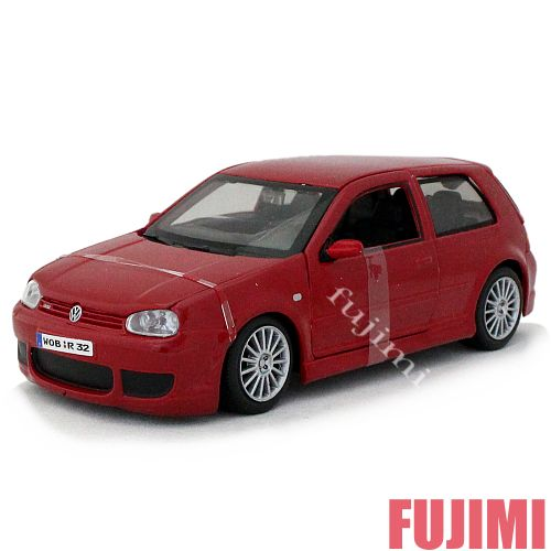 Vw Golf 1 Red Devil: 【楽天市場】Volkswagen Golf R32 Red 1/24 Maisto 3612円【フォルクスワーゲン