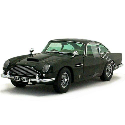 1963 ASTON MARTIN DB5 drk grn 1/18 Sun Star 13797円 【アストンマーチン,深緑,GB,ボンドカー,ミニカー,英国車 】【コンビニ受取対応商品】